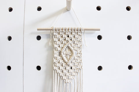Macrame Plant Hanger Workshop - May