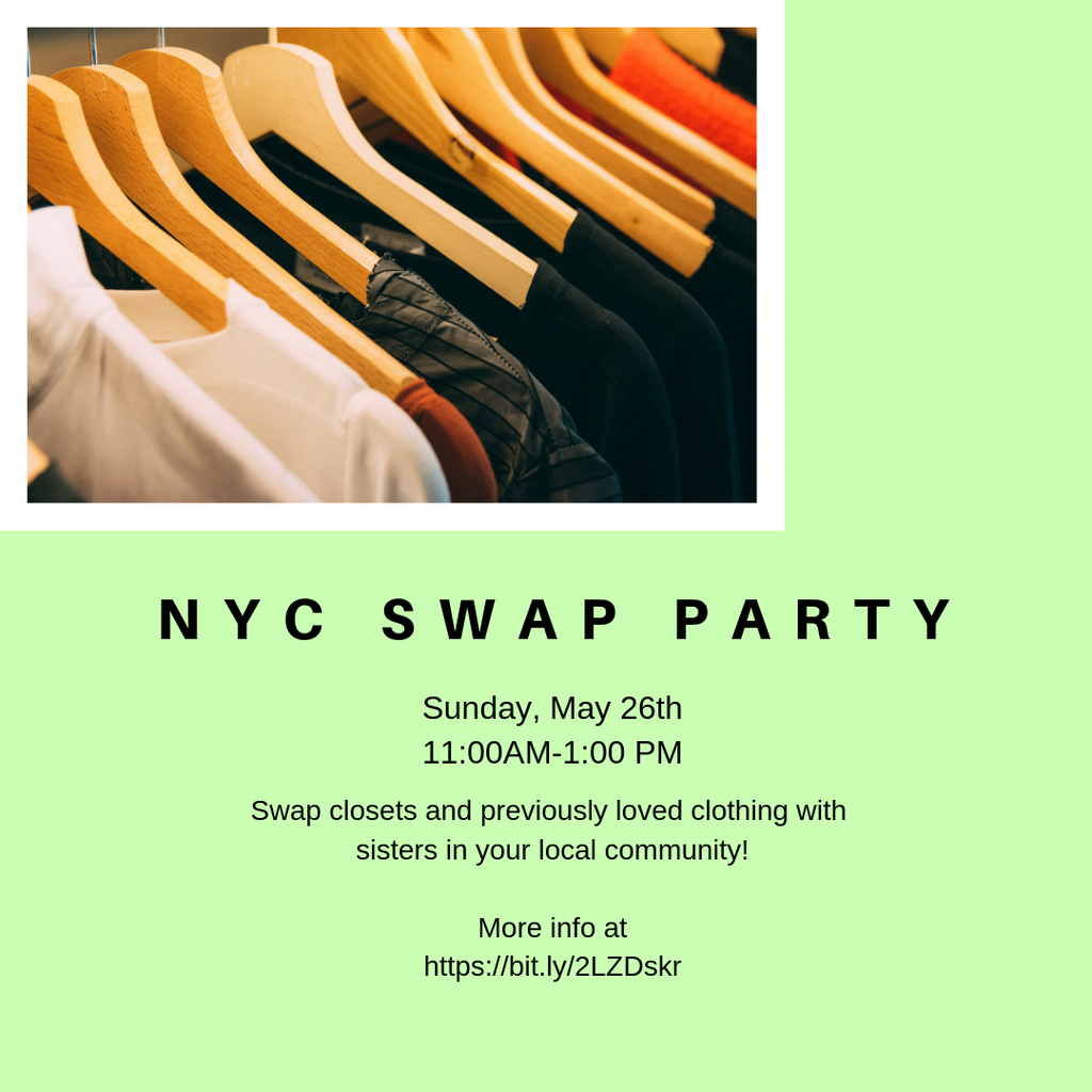 NYC Swap Party