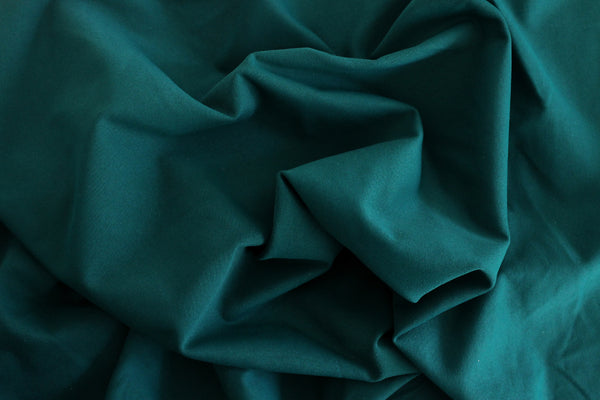 1/2 YD Teal Green Activewear Sport Lycra Nylon Spandex Wicking Fabric