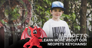 Learn More About Our Neopets Keychains!