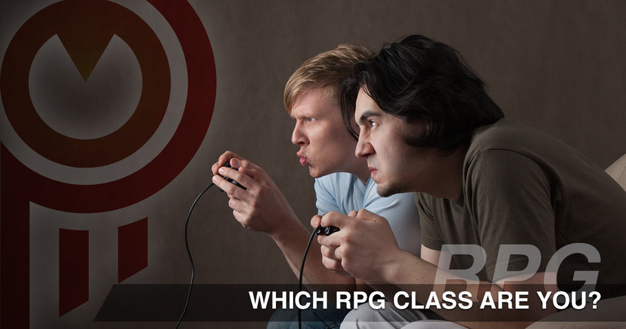 Which RPG Class Are You?