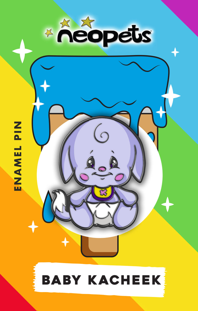 Baby Kacheek Pin