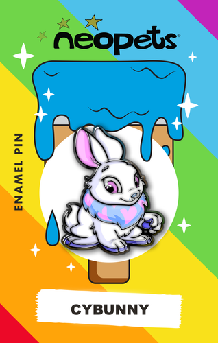 Neopets Cybunny Pin **Pre-Sale**
