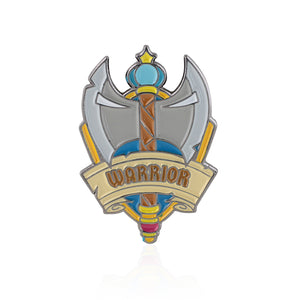 Warrior RPG Pin
