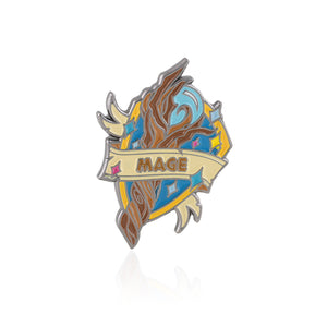 Mage RPG Pin