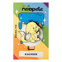 Neopets Kacheek Pin