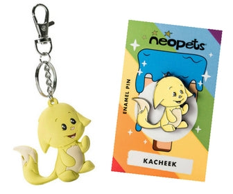 Neopets Kacheek Set