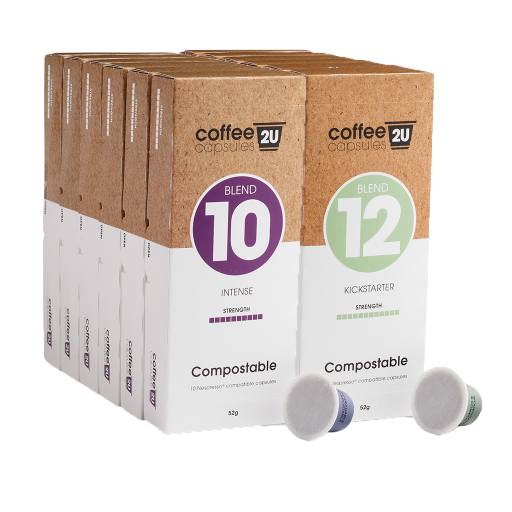 Compostable Blends 10 & 12