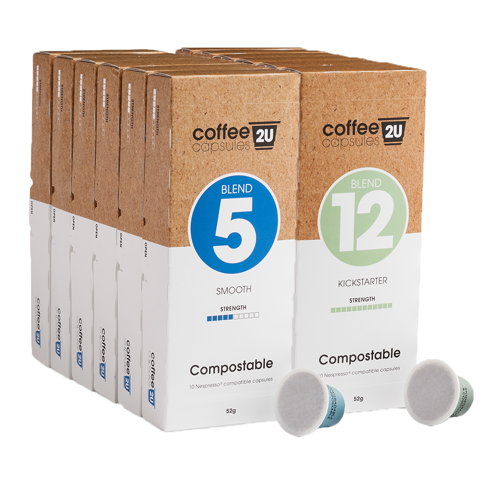 Compostable Blends 5 & 12