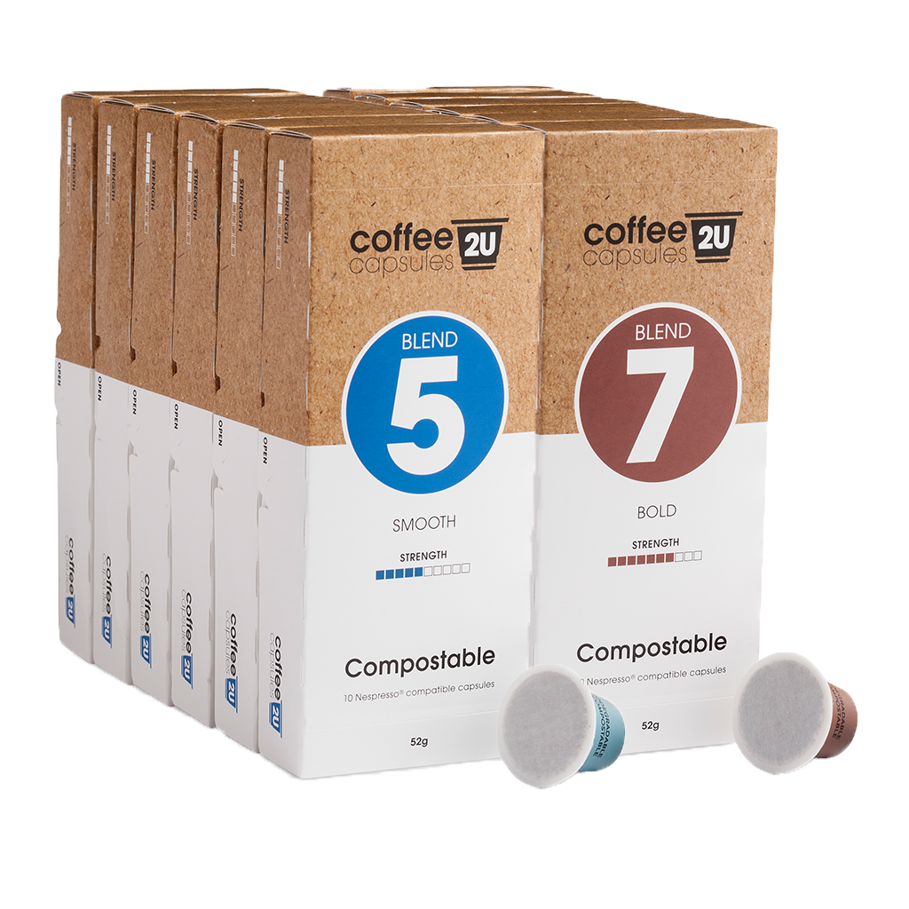 Compostable Blends 5 & 7