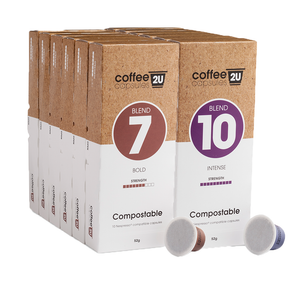 Compostable Blends 7 & 10