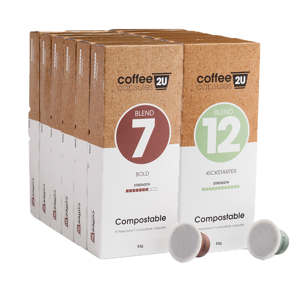 Compostable Blends 7 & 12