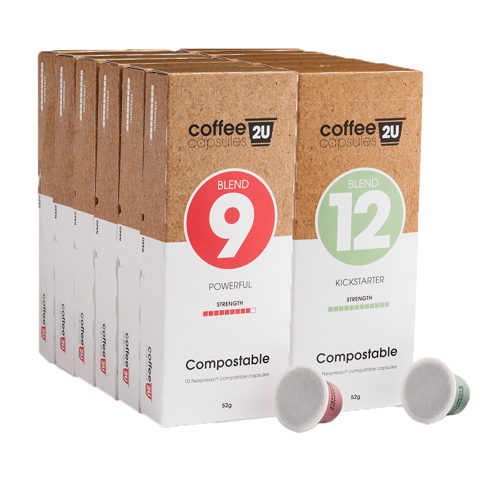 Compostable Blends 9 & 12