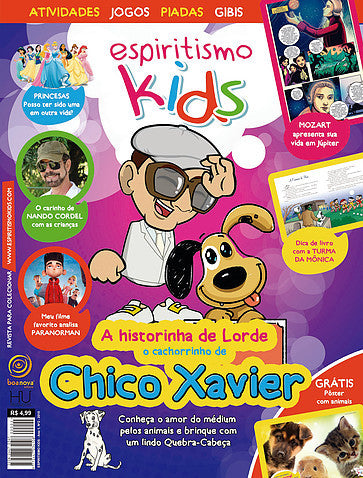 Revista - Espirtismo Kids N° 02