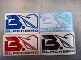 Blackbird Vinyl Stickers