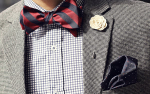 Men's Bow-Tie Fashion