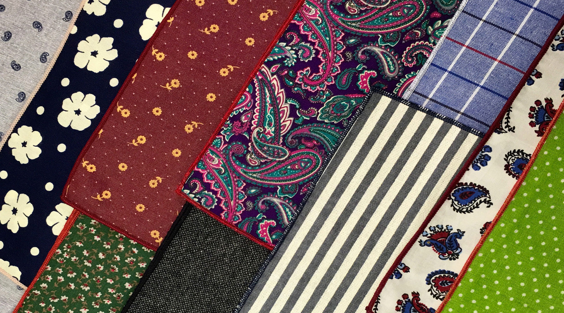 Should your Tie & Pocket Square Match?