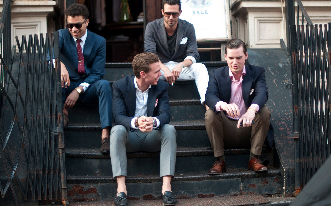 5 Simple Fashion Tips for Men