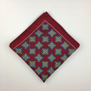 The-Dirty-Collar- Cedar Hill Collection- Men's Pocket Squares- Men's Accessories