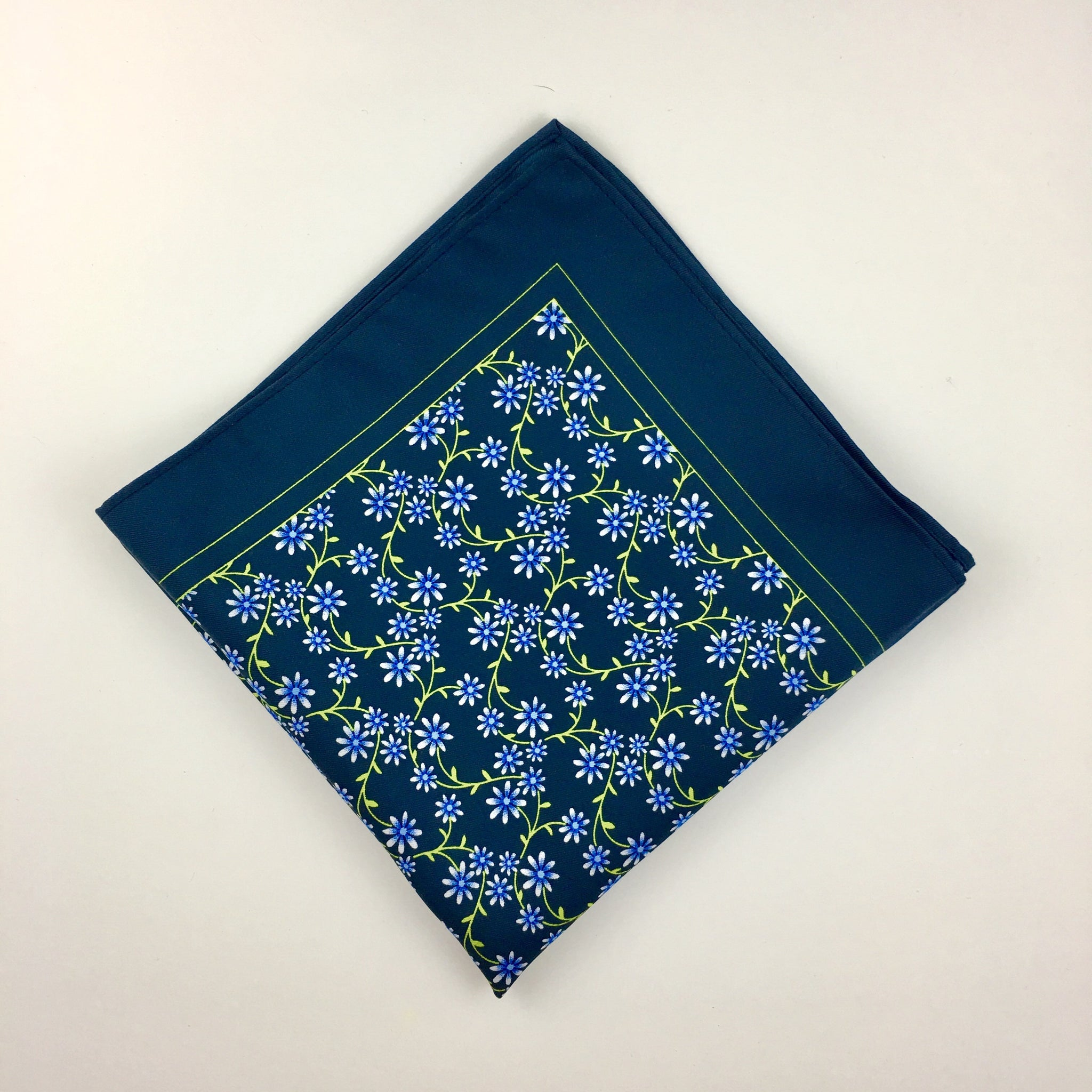 The-Dirty-Collar- Key West Collection- Men's Pocket Squares- Men's Accessories