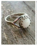 Adjustable Crown Ring