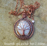 Tree of Life-Maid in the Woods Collaboration Pendant
