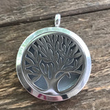 Tree of life stainless locket pendant