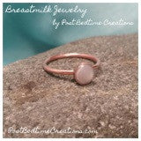 Copper Stackable Ring