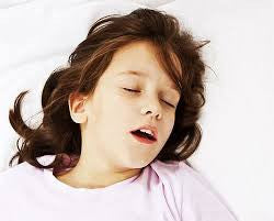 Childhood Snoring and Sleep Apnea.