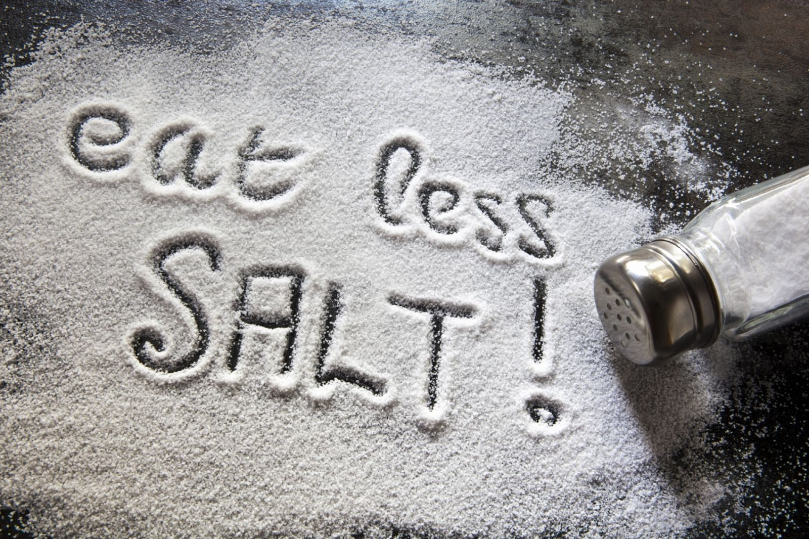 Constantly waking up to pee at night? Eat less salt, says study.