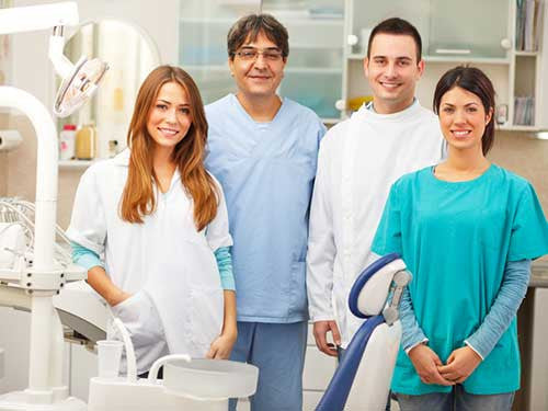 Dental Clinicians
