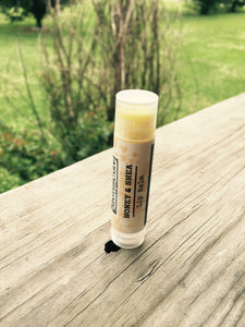 Honey & Shea Lip Balm