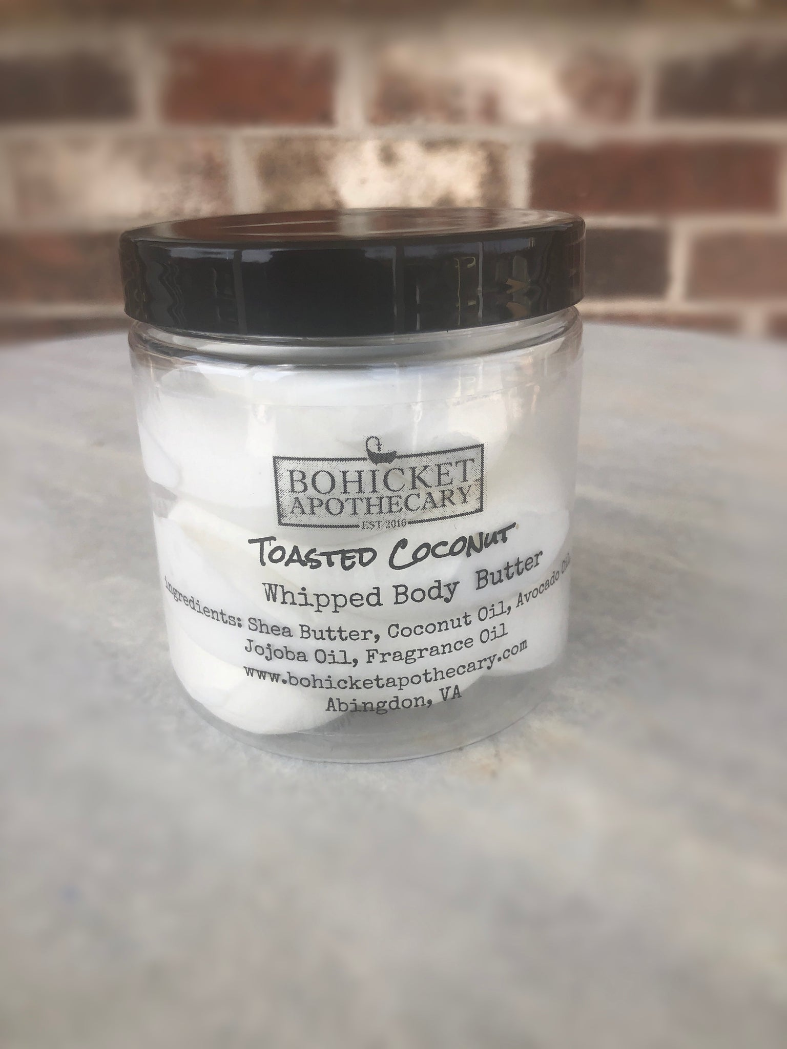 Toasted Coconut Whipped Body Butter