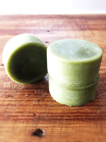 Rosemary, Cedarwood, and Neem Conditioner Bar
