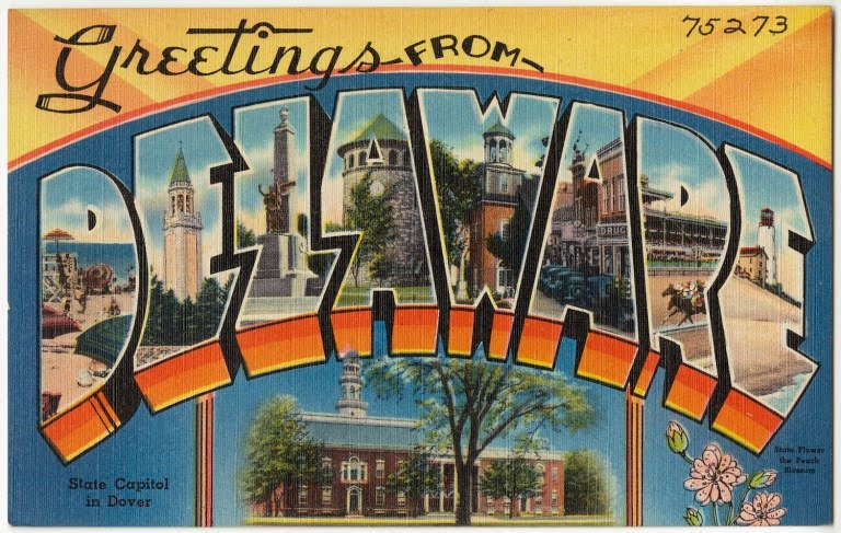 The Decline and Fall of Delaware Culture