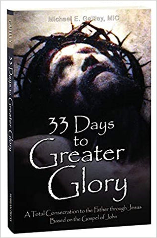 Book: 33 Days to Greater Glory