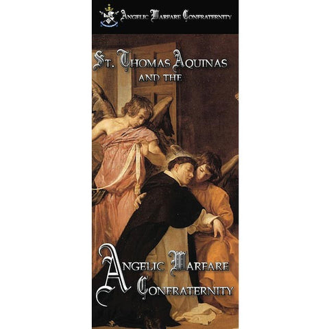 Booklet: Angelic Warfare Confraternity