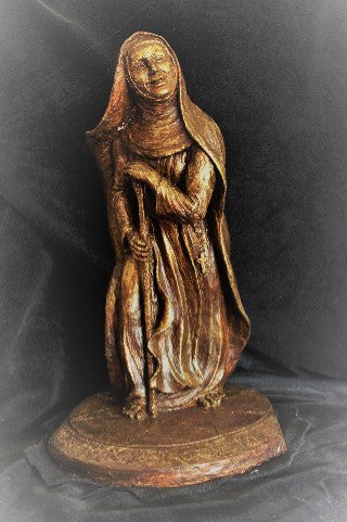 Statue - Blessed Margaret of Castello