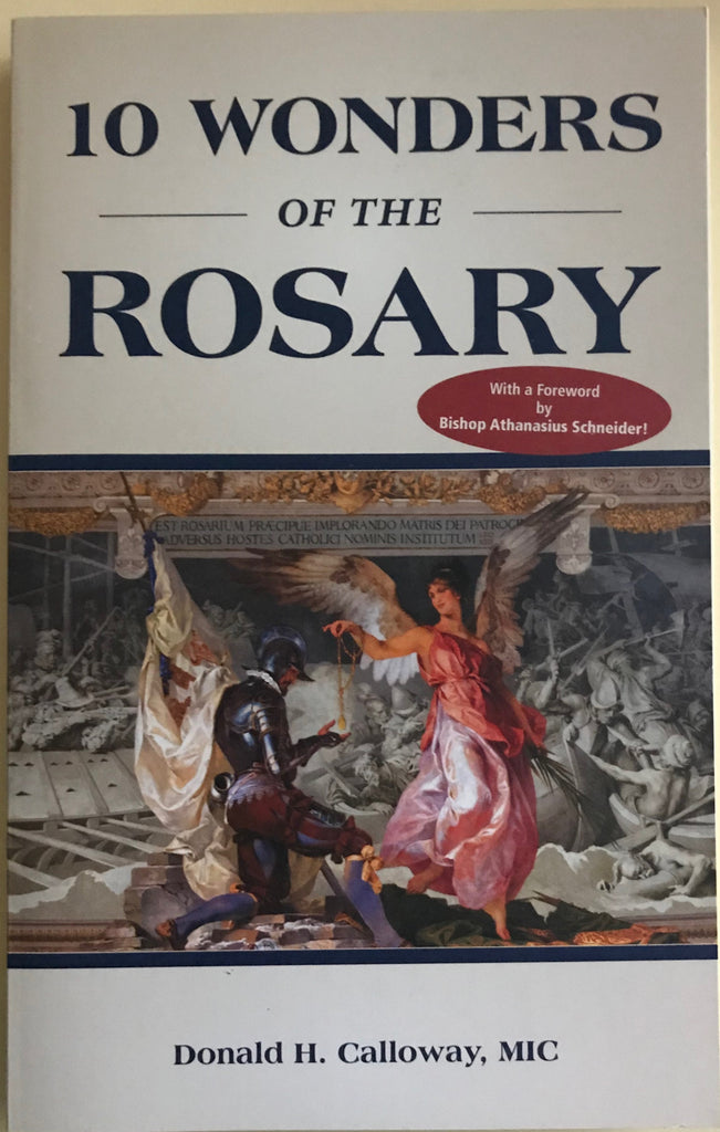 Book: 10 Wonders of the Rosary
