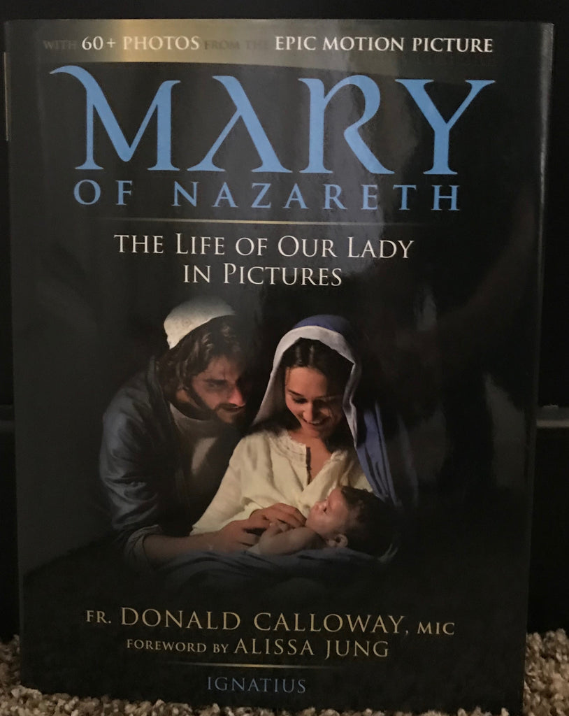 Book: Mary of Nazareth