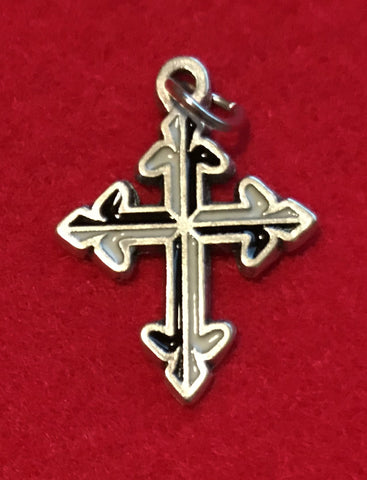 Cross Small, Silver 1inch