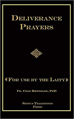 Book: Deliverance Prayers