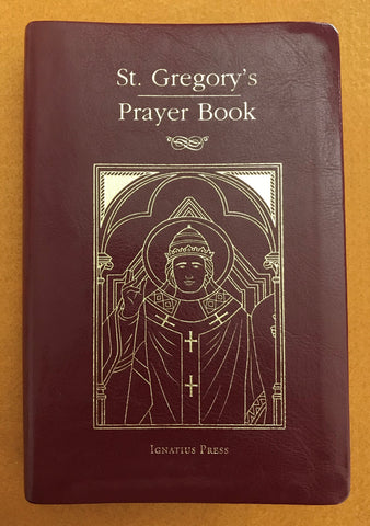 Book: St. Gregory's Prayer Book