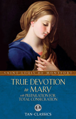 True Devotion to Mary, includes guide booklet