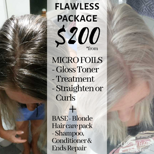 FLAWLESS PACK - Lushh Hair