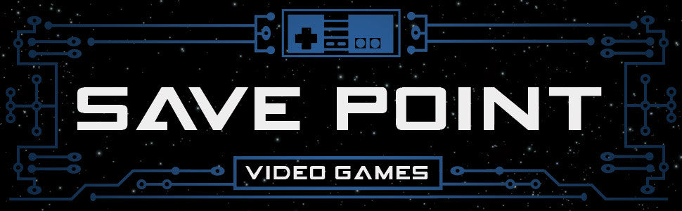 Find your favorite video games at Save Point