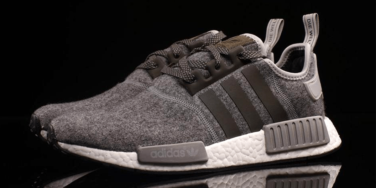 Adidas NMD Wool Shoelaces