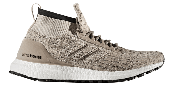 adidas Ultra Boost ATR Mid in Khaki