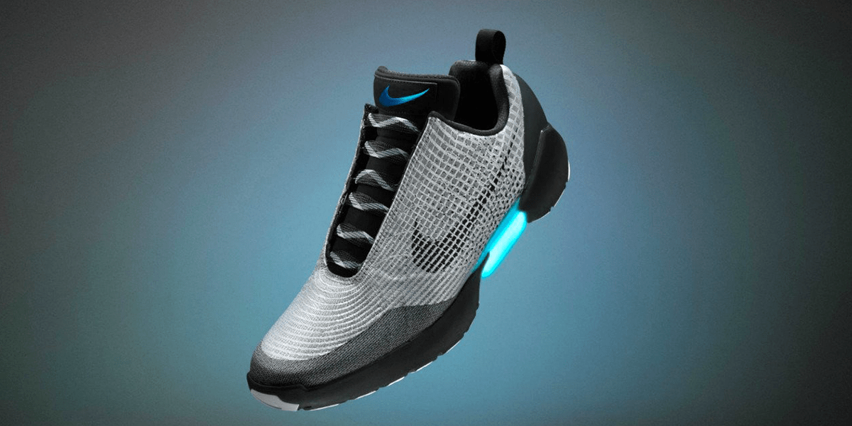 Nike Unveils Shoes With Auto-Lacing Technology