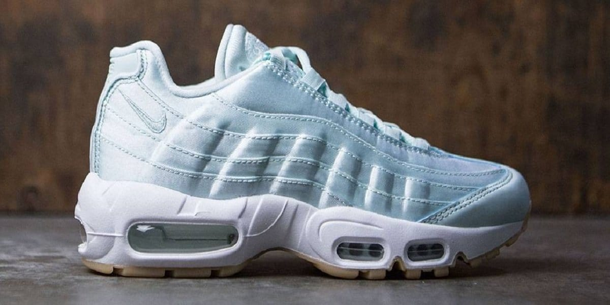 Upgrade Your Nike WMNS Air Max 95 Fiberglass Shoes With Our Shoelaces